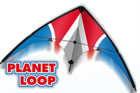 Günther Sportlenkdrachen PLANET LOOP