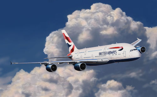 Airbus A380 British Airways 06599 Maßstab: 1:288 Revell