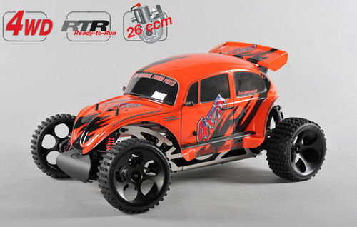 OR Buggy WB535 4WD RTR lackiert