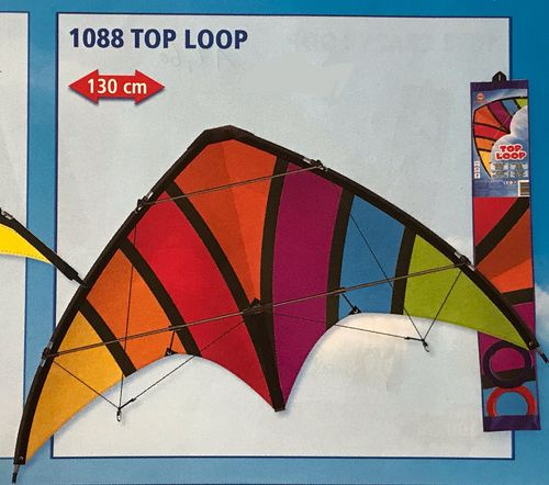 Sportlenkdrachen Top Loop 130cm