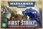 Warhammer 40000 First Strike A Warhammer 40000 Starter Set