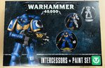 Warhammer 40000 Intercessors + Paint Set