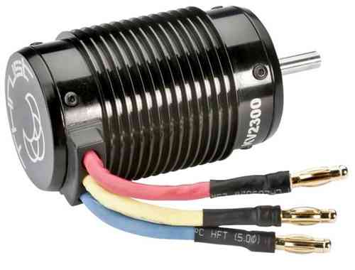 "Brushless Motor 1:8 ""Thrust BL"" 2300 KV"