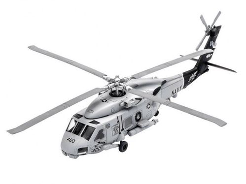 SH-60 Navy Helicopter 04955 Maßstab: 1:100
