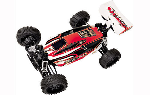 PIRATE STINGER 4WD 1/10 XL OFF ROAD Buggy mit Elektroantrieb