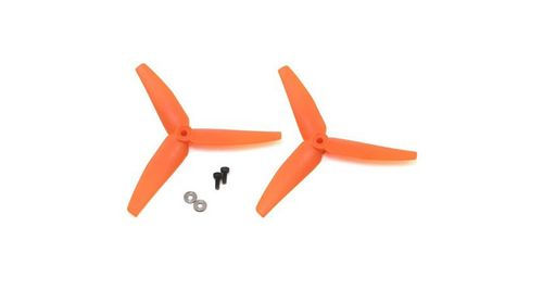 Tail Rotor Orange (2) 230 S V2 (BLH1403)