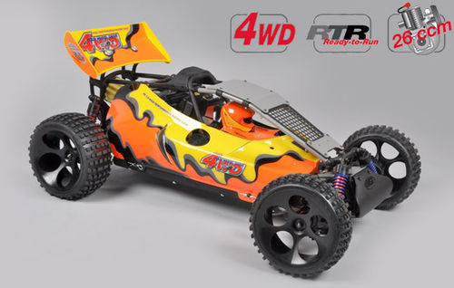 Buggy WB535 4WD RTR lackiert