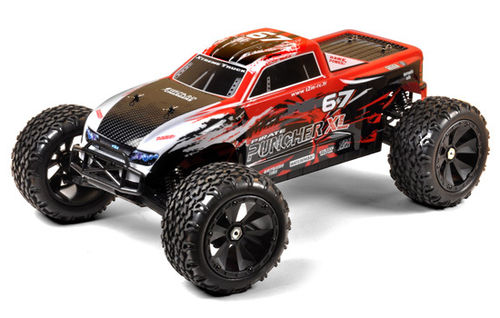 Pirate Puncher XL 1/6 4WD RC race Truck mit Brushlessantrieb 2.4GHz RC System