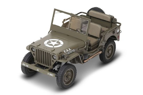 Rochobby 1941 MB Scaler 1:6 4WD - Crawler RTR 2.4GHz