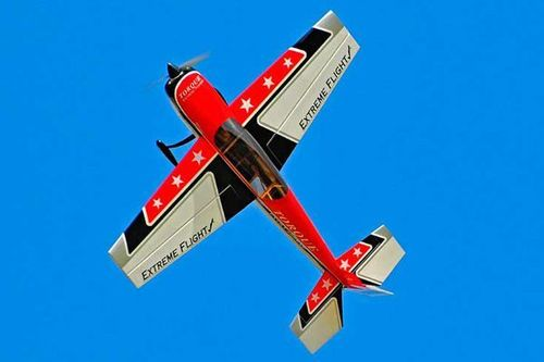 "EXTRA 300 48"" EXP, ARF KIT RED"